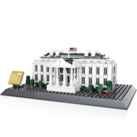 White House 803pcs