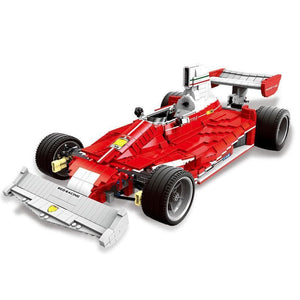 1980s Formula One Racecar 2405pcs
