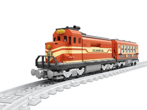 Passenger Train 630pcs