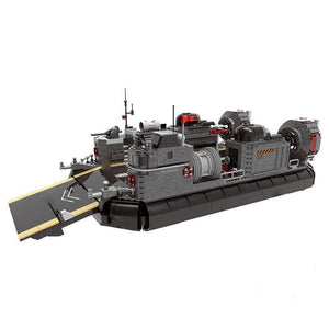 Military Hovercraft 3006pcs