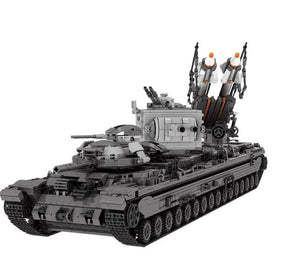 Missile Carrier Tank 3665pcs
