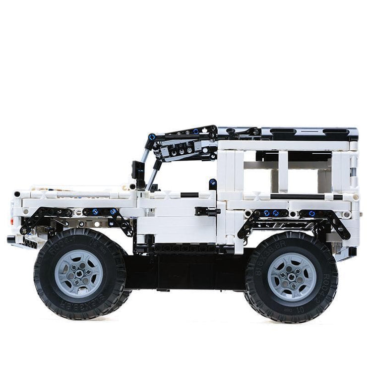 Remote Controlled SUV 533pcs