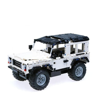 Remote Controlled Land Rover Defender 533pcs