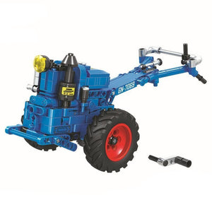 Walking Tractor 248pcs