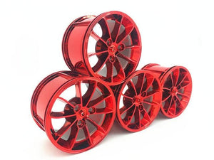 Custom Alloys 4pcs