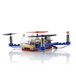 Mini Quadcopter Blue