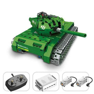Remote Controlled Cannon Tank