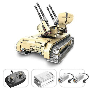 Remote Controlled Air Strike Tank