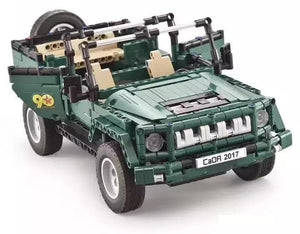 Remote Controlled Military SUV