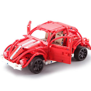 Remote Controlled Red Bug 472pcs