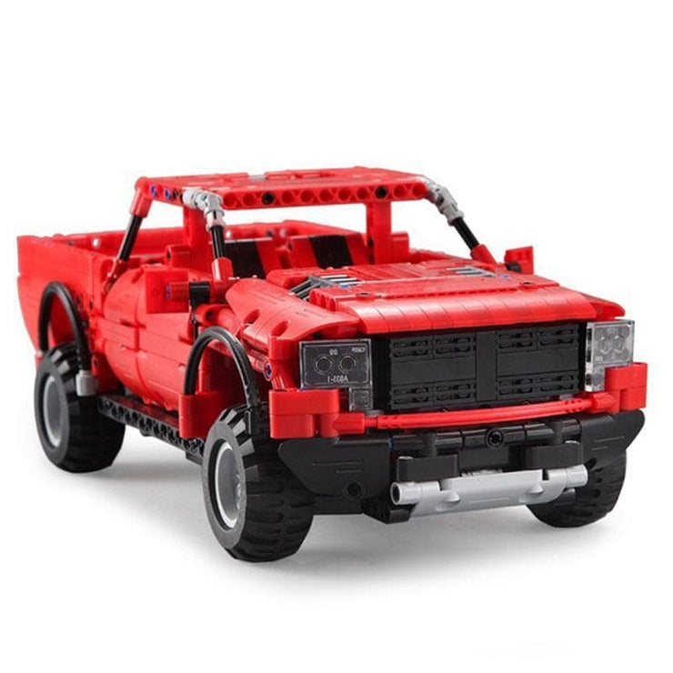 Remote Controlled Truck 549pcs
