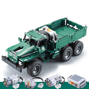 Remote Controlled BM-21 Combat Vehicle