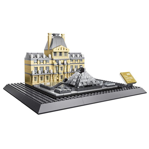 Louvre Museum Paris 785pcs