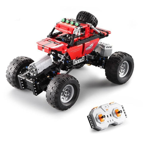 Remote Controlled Off-Road Crawler 489pcs