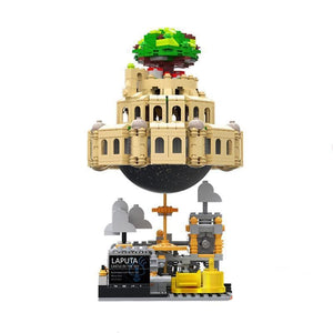 Castle in the Sky 1179pcs
