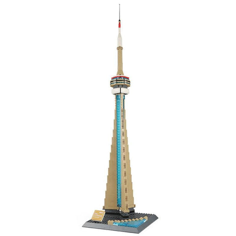 CN Tower Toronto 400pcs