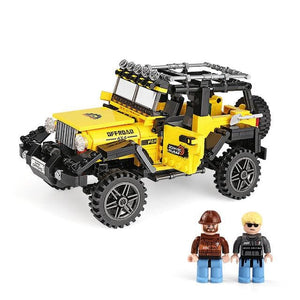 Off-Road 4x4 610pcs