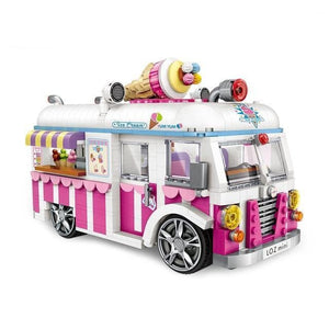 Ice Cream Truck 1244pcs
