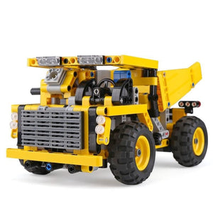 Remote Controlled Mine Truck 569pcs