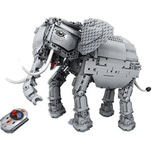 Remote Controlled Elephant 1542pcs