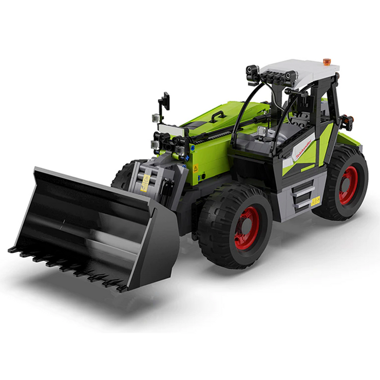 New: Remote Controlled Loader 1469pcs