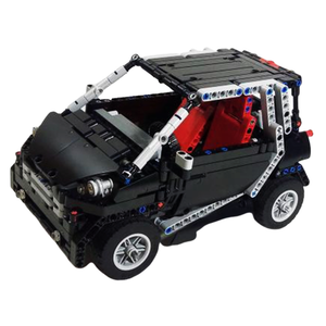 Remote Controlled Smart For Two 761pcs