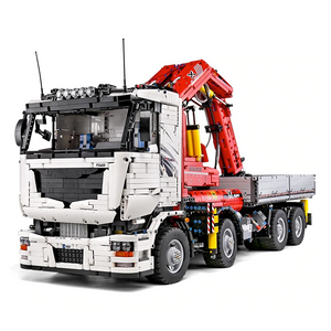 New: Remote Controlled Crane Truck 8238pcs