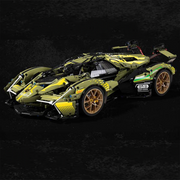 New: Remote Controlled Concept Bull 2527pcs