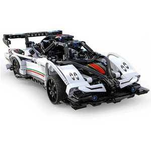 New: Remote Controlled Zonda 457pcs