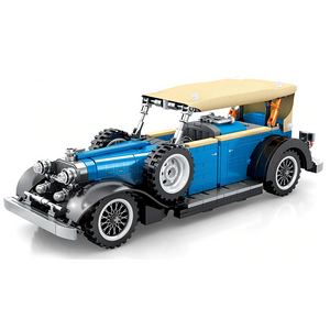 New: German Classic 785pcs
