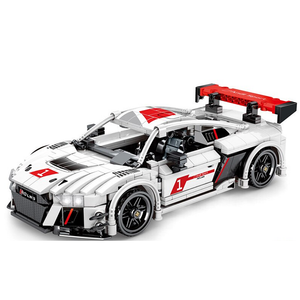 New: GT Racecar 678pcs