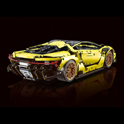 "Limited Edition ""Electric Yellow"" Bull 3899pcs"