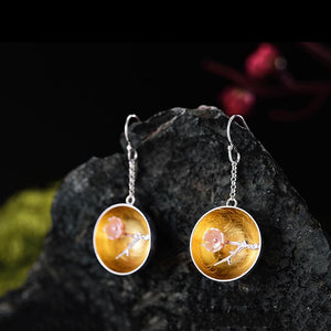 The Aroma of Wintersweet Jewelry Set