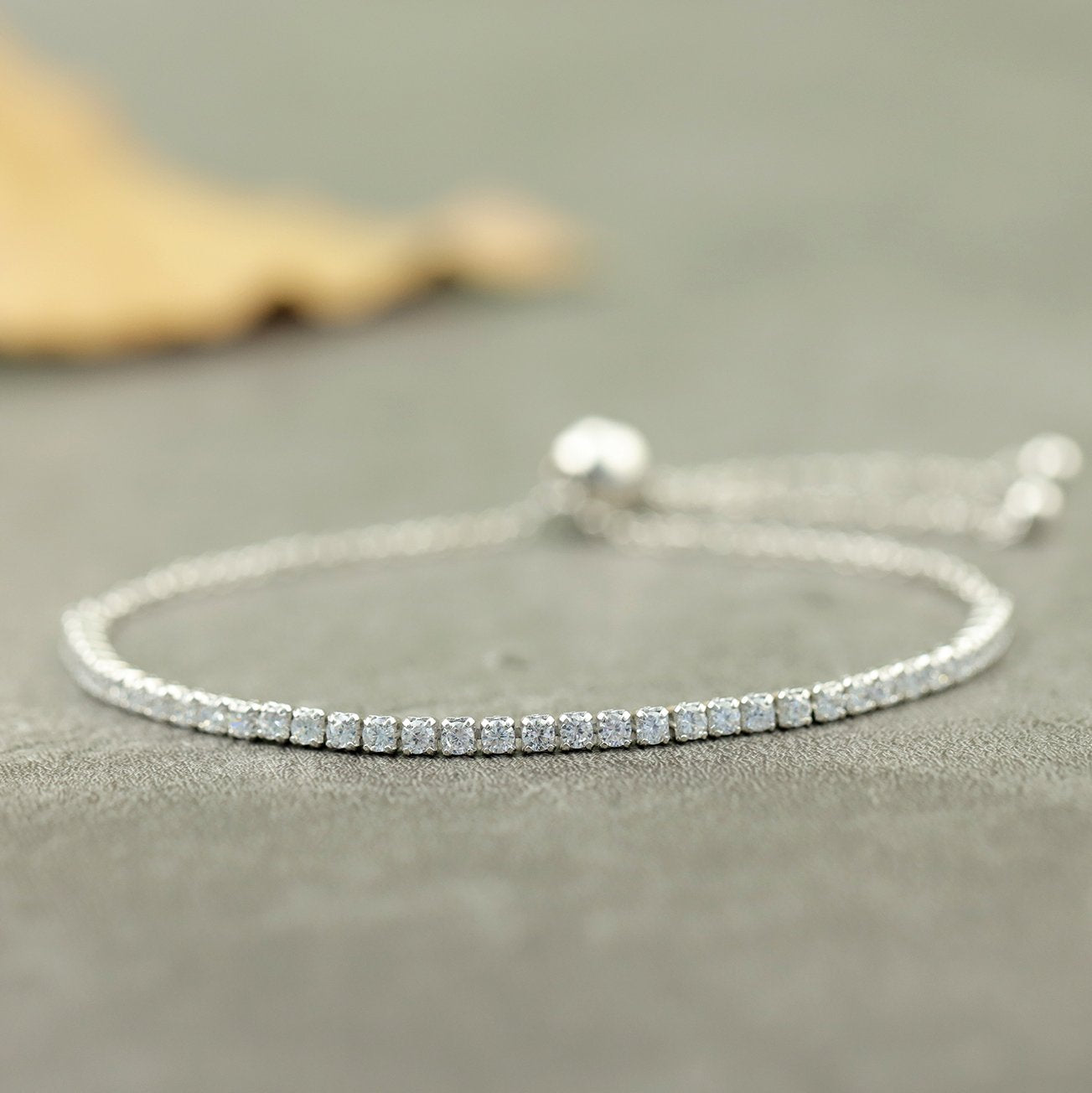 Nice Meeting You S925 Silver Bracelet