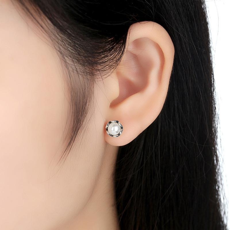 Fresh Air Pearl Earrings