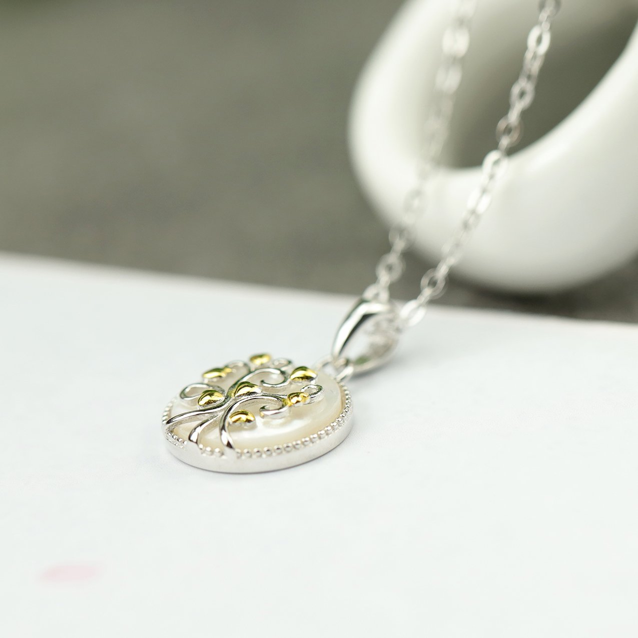 Sweet Tree of Life Necklace