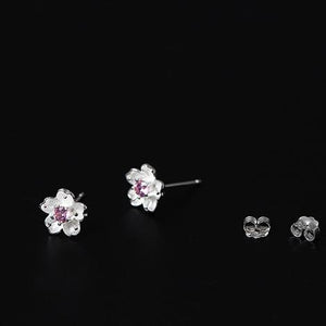 S925 Silver Luxy Stud Earrings