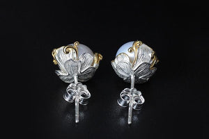 Silver Favorite Vintage 925 Silver Earrings