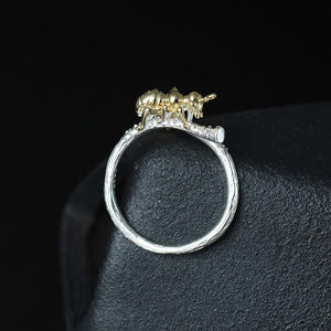 Little Ant Open Ring
