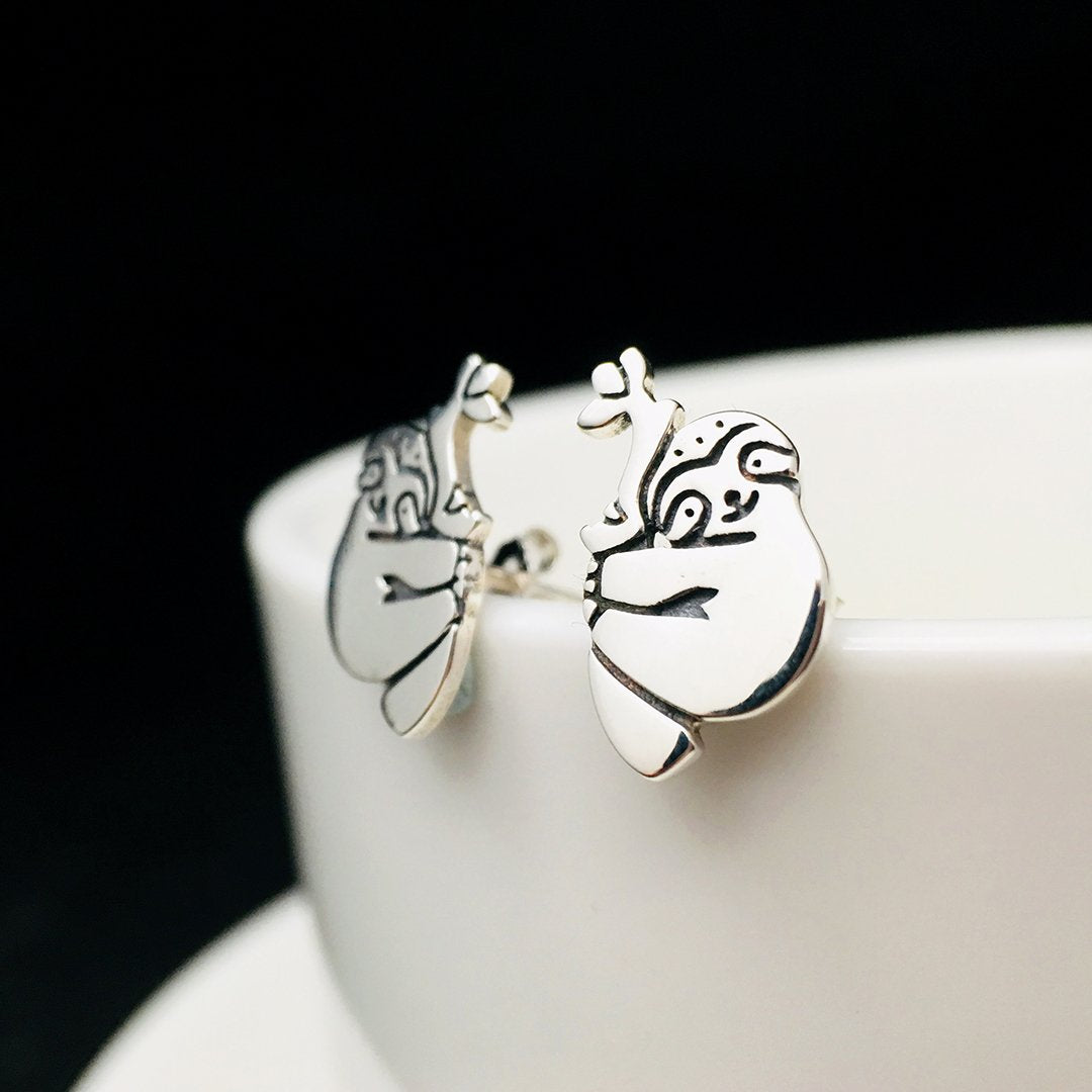 Original Handmade Silver Earrings