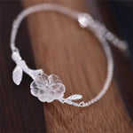 Flower in the Rain Bracelet