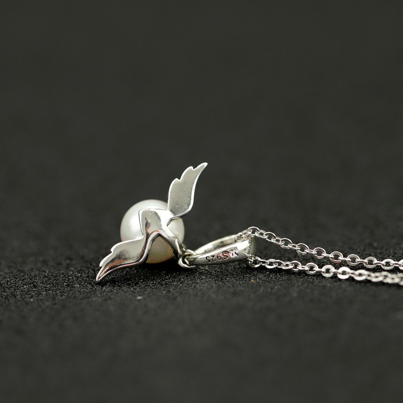 Wings of Angel Pendant with Chain