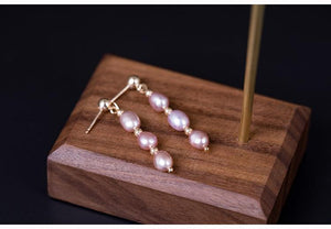 Exquisite Natural Pearls Earrings