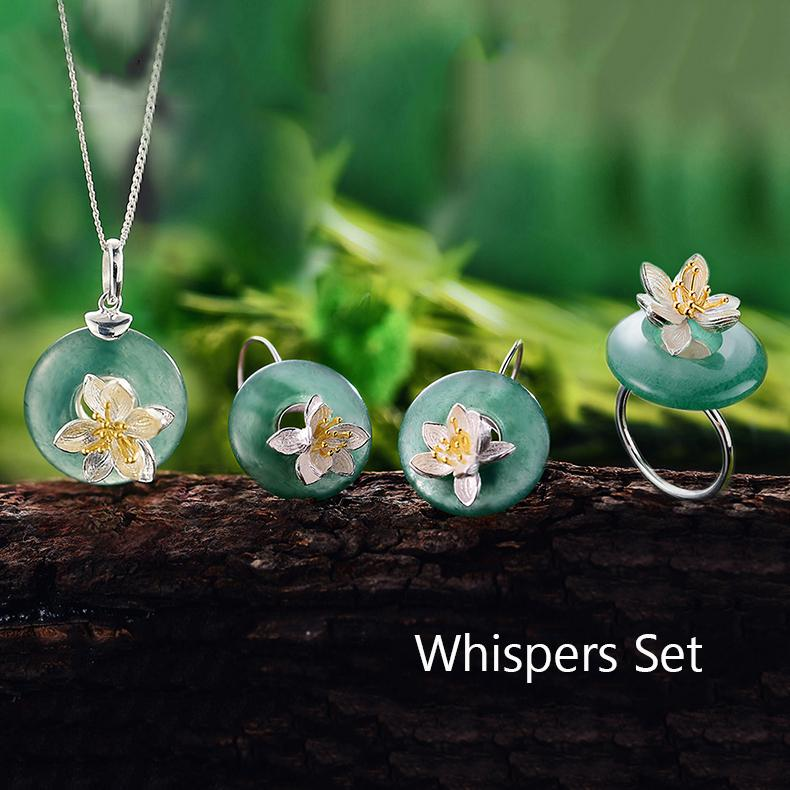 Fine Jewelry Lotus Whispers Ring