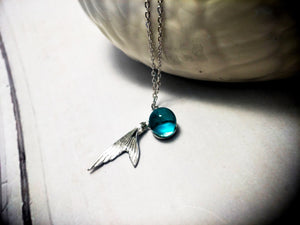 Love of Ocean Mermaid Necklace