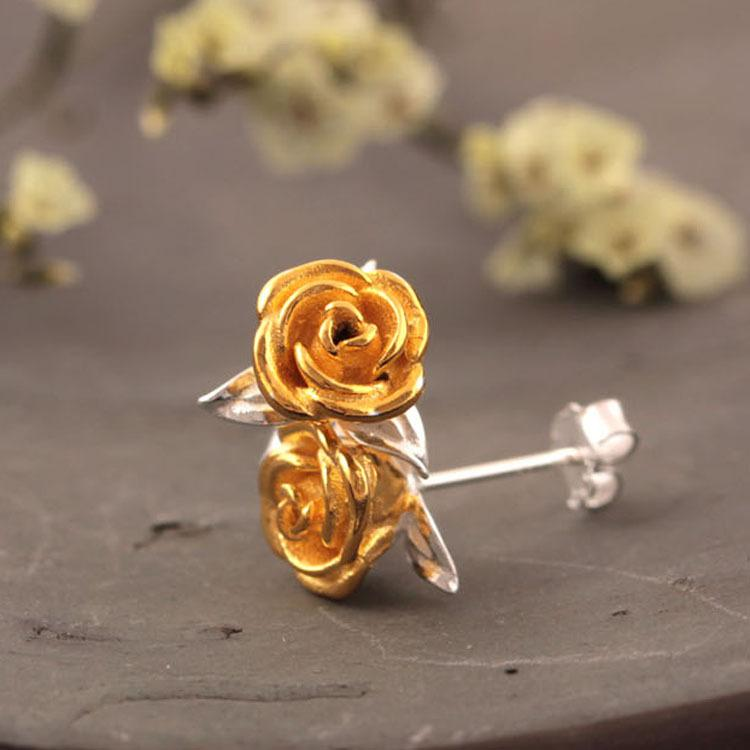 Rose Dream Earrings
