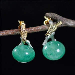 Lovely Bird Dangle Earrings for Women