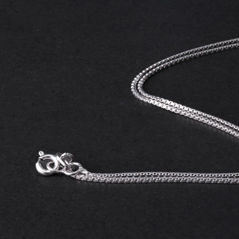 Classic Design Box Necklace Chain