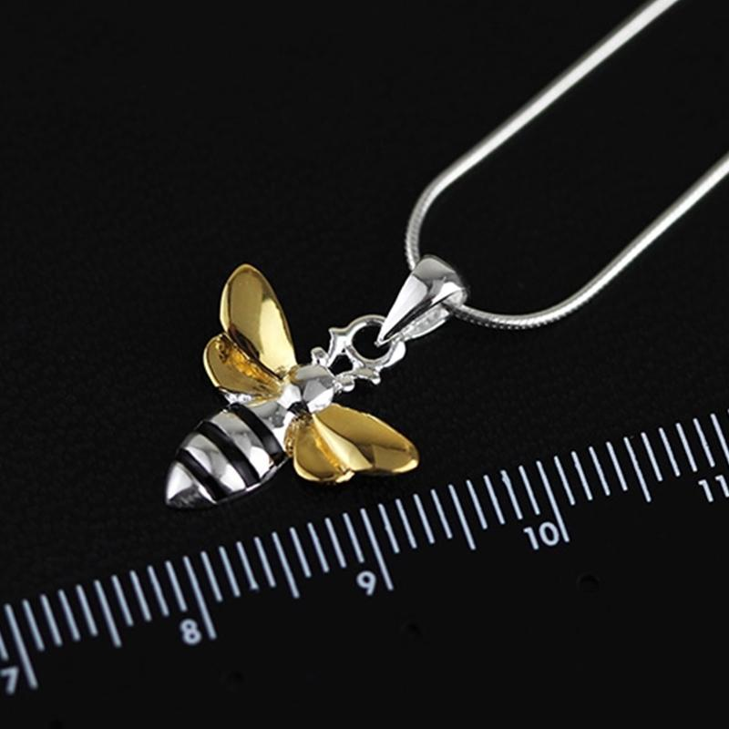 Lovely Honey Bee Pendant