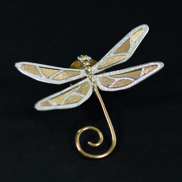 New Design Cute Dragonfly Brooches New Design